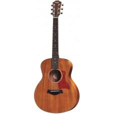 TAYLOR GS MINI MAH GS Mini акустическая гитара парлор, жесткий чехол
