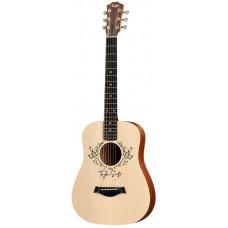 TAYLOR TS-BT Taylor Swift, Baby Taylor, гитара акустическая, форма корпуса трэвл, мягкий чехол