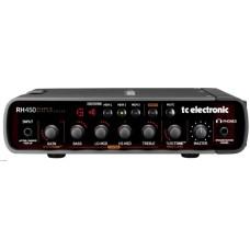 TC ELECTRONIC RH450 усилитель для бас-гитары 450 ватт