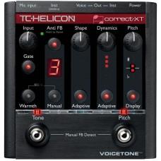 TC HELICON VoiceTone Correct XT вокальная педаль эффекта коррекции тона