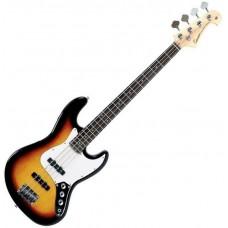 TENSON CALIFORNIA J Standard 3-tone Sunburst - бас-гитара