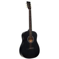 Terris TF-380A BK акустическая гитара 38'', цвет черный