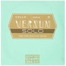 Thomastik VES42 Versum Solo Отдельная струна D/Ре для виолончели, металл