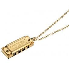 TOMBO Baby (1204K-E) Губная гармошка миниатюрная, золото