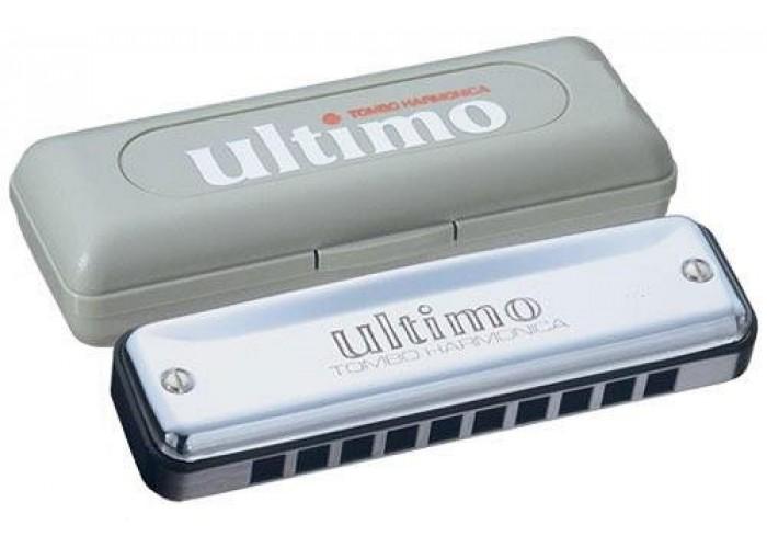 TOMBO Ultimo Eb (1810-EF) - губная гармошка