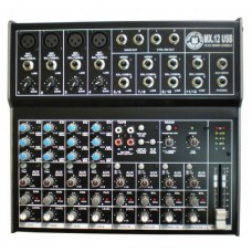 TOPP PRO MX.12USB - микшерный пульт