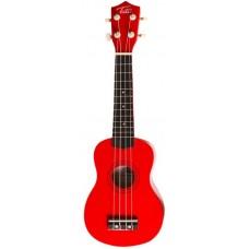 TUTTI JR-11 RD - Укулеле сопрано (гавайская гитара)