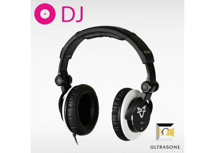 ULTRASONE DJ1 закрытые наушники для дома и студии