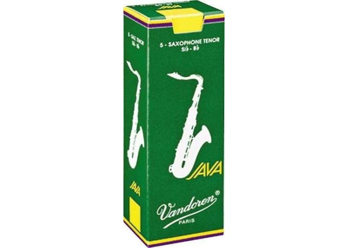 VANDOREN SR2725 JAVA - трости для саксафона тенор, №2,5, 5 шт