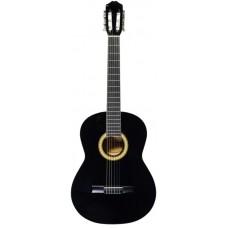 VESTON C-45A BK классическая гитара 4/4 С АНКЕРОМ