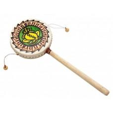 VESTON FCD-12P - индийский барабан - дамару, чехол