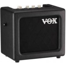 VOX MINI3-G2 Black портативный комбоусилитель 3 Вт