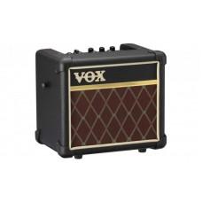 VOX MINI3-G2 Classic портативный комбоусилитель 3 Вт