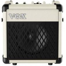 VOX MINI5 RHYTHM IVORY портативный комбоусилитель 5 Вт