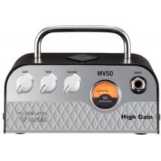 VOX MV50-HG мини усилитель голова для гитары с технологией Nutube, 50 Вт (High Gain)