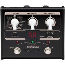 VOX STOMPLAB 1G процессор эффектов для электрогитары