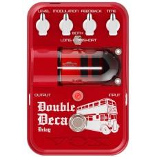 VOX TG2-DDDL DOUBLE DECA DELAY педаль эффектов аналоговый дилей