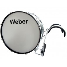 Weber MB-1812 - Маршевый барабан