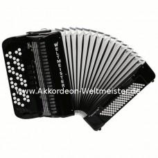 WELTMEISTER Romance 703 BK - Баян 70/96/III/5/3