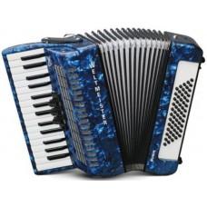 WELTMEISTER Rubin 1/2 BL - аккордеон 30/60/II/3