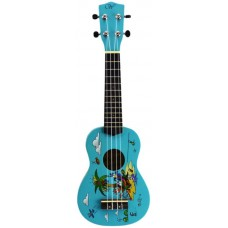 Woodcraft UK-300/BL - укулеле (гавайская гитара)