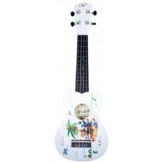 WOODCRAFT UK-300/WH - укулеле (гавайская гитара)