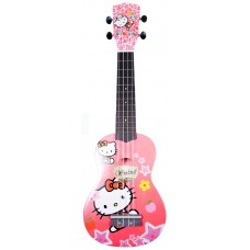 WOODCRAFT UK-300HK/PK - укулеле (гавайская гитара)