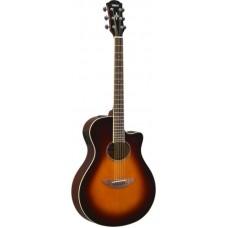 YAMAHA APX600 Old Violin Sunburst электроакустическая гитара