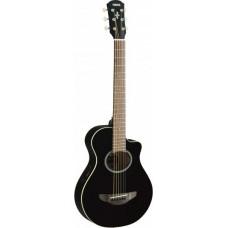 YAMAHA APXT2 Black электроакустическая гитара уменьшенного размера