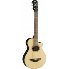 YAMAHA APXT2 Natural электроакустическая гитара уменьшенного размера