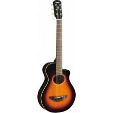 YAMAHA APXT2 Old Violin Sunburst электроакустическая гитара уменьшенного размера
