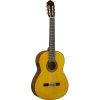YAMAHA CG-TA NATURAL - классическая трансакустическая гитара с подключением