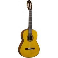 YAMAHA CG-TA гитара классическая электроакустическая