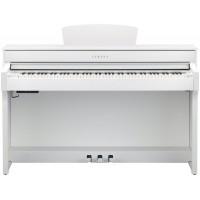 YAMAHA CLP-635WH Clavinova - цифровое пианино