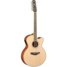 YAMAHA CPX700II-12 Natural 12-струнная электроакустическая гитара