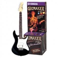 YAMAHA EG112GPII - гитарный набор: электрогитара, комбо, тюнер, чехол и аксессуары