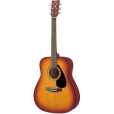 YAMAHA F310 Tobacco Brown Sunburst акустическая гитара