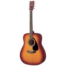 YAMAHA F310P TBS гитарный комплект акустическая гитара Yamaha F310, чехол, набор аксессуаров