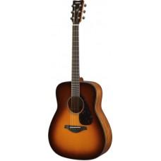YAMAHA FG800 Brown Sunburst акустическая гитара