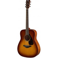 YAMAHA FG800 Sand Burst акустическая гитара