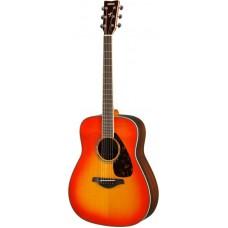 YAMAHA FG830 Autumn Burst акустическая гитара