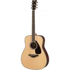 YAMAHA FG830 Natural акустическая гитара