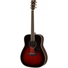 YAMAHA FG830 Tobacco Brown Sunburst акустическая гитара