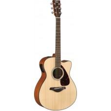 YAMAHA FSX800C Natural электроакустическая гитара