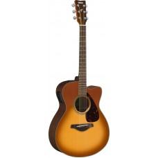 YAMAHA FSX800C Sand Burst электроакустическая гитара