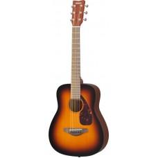 YAMAHA JR2 Tobacco Brown Sunburst акустическая гитара уменьшенного размера