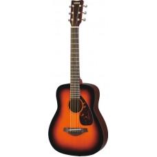 YAMAHA JR2S Tobacco Brown Sunburst акустическая гитара уменьшенного размера