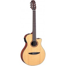 YAMAHA NTX700 Natural гитара классическая электроакустическая