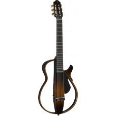 YAMAHA SLG200N Tobacco Brown Sunburst электроакустическая гитара сайлент