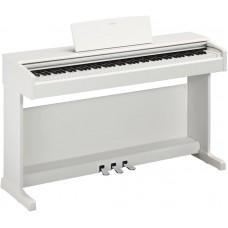 YAMAHA YDP-144WH - Цифровое пианино с клавиатурой GHS и сэмплами концертного рояля Yamaha CFX